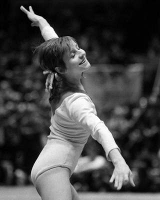 Olga Korbut: biography, personal life, sports achievements