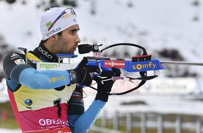 Biography Martin Fourcade, biathlete: personal life, photos
