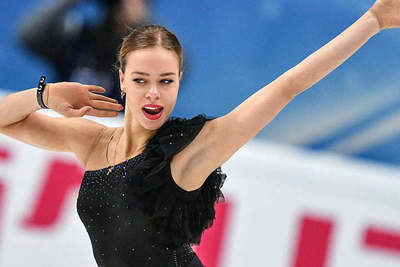 Figure skater Anna Anna Pogorilaya: career and personal life