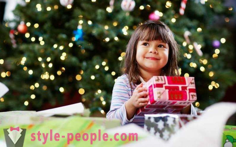 What to give your child for the holidays?
