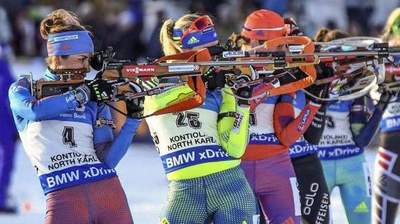 Biathlon Pursuit - this is ... All of pursuit