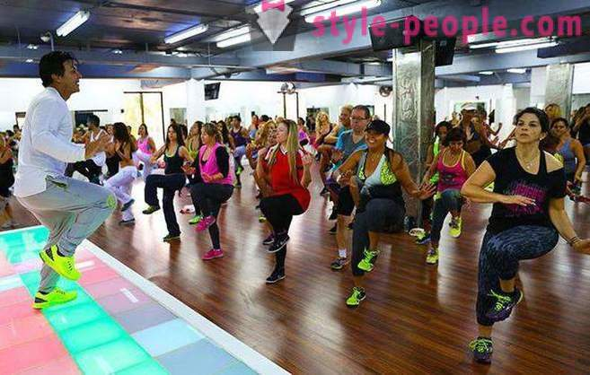 What is Zumba-Fitness? ZUMBA - Dance fitness program