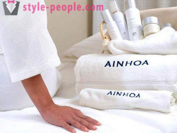 Ainhoa ​​cosmetics: reviews, review the manufacturer
