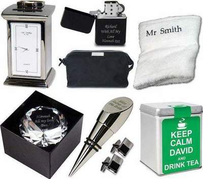 Useful gifts for men: a list of the best of gifts