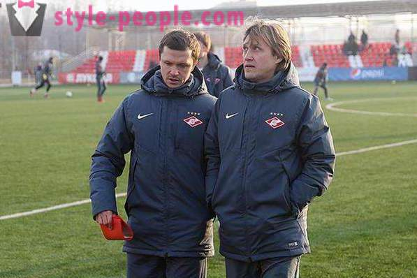 Eugene Bushmanov: biography of the ex-football player and coach