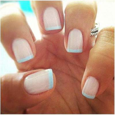 Bright jacket: the idea of ​​a beautiful manicure