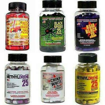 Fat Burner Methyldrene 25: reviews