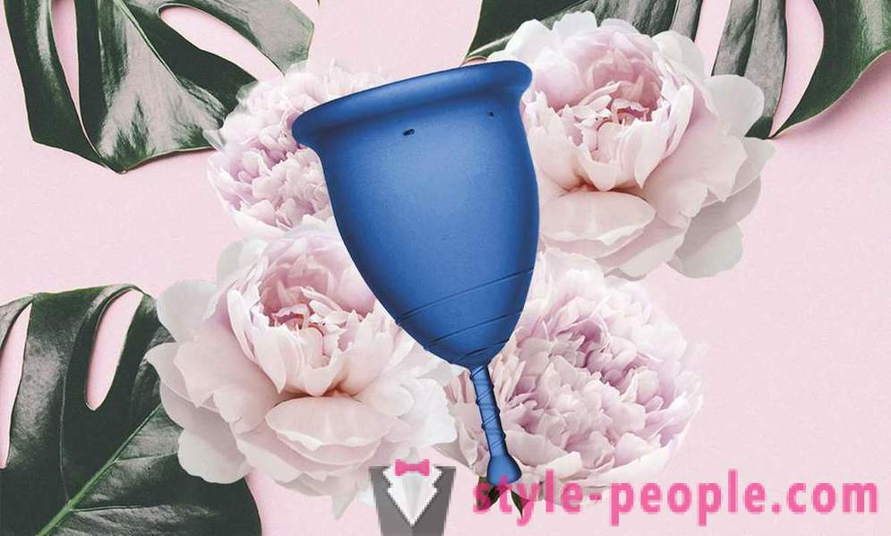 5 reasons to start using the menstrual cup