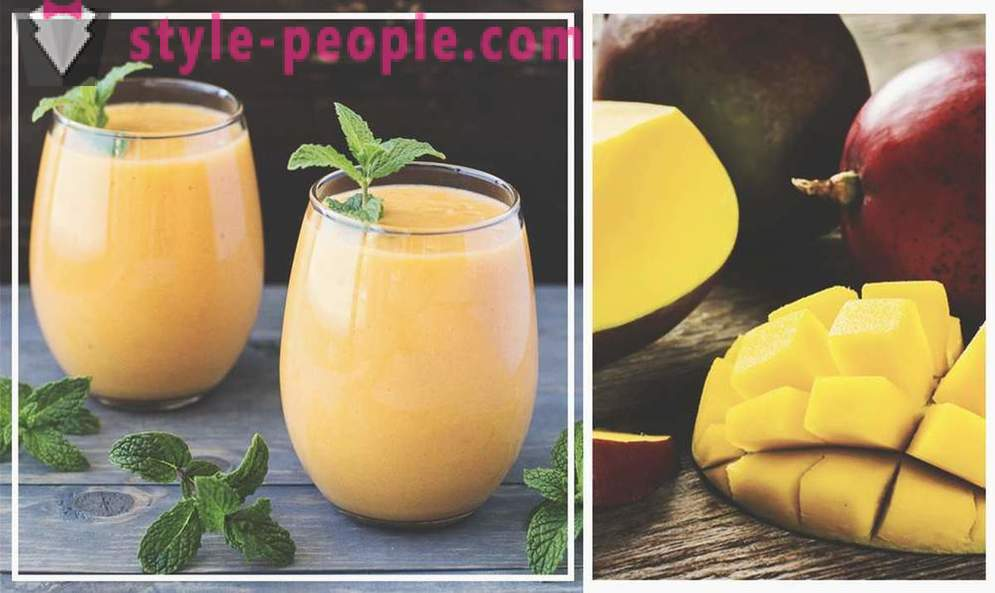 3 vitamin smoothie recipe for a perfect breakfast