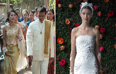 Wedding traditions in different countries around the world