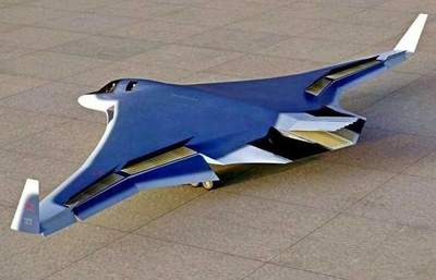 New model PAK DA Russian nuclear bomber will fly as early as 2022