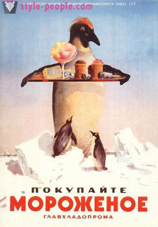 Why did the Soviet ice cream was the best in the world