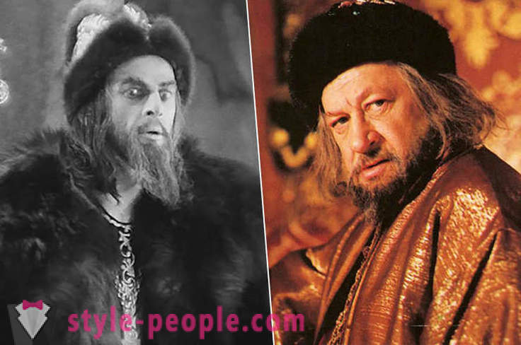 The actors who role of Ivan the Terrible brought misfortune