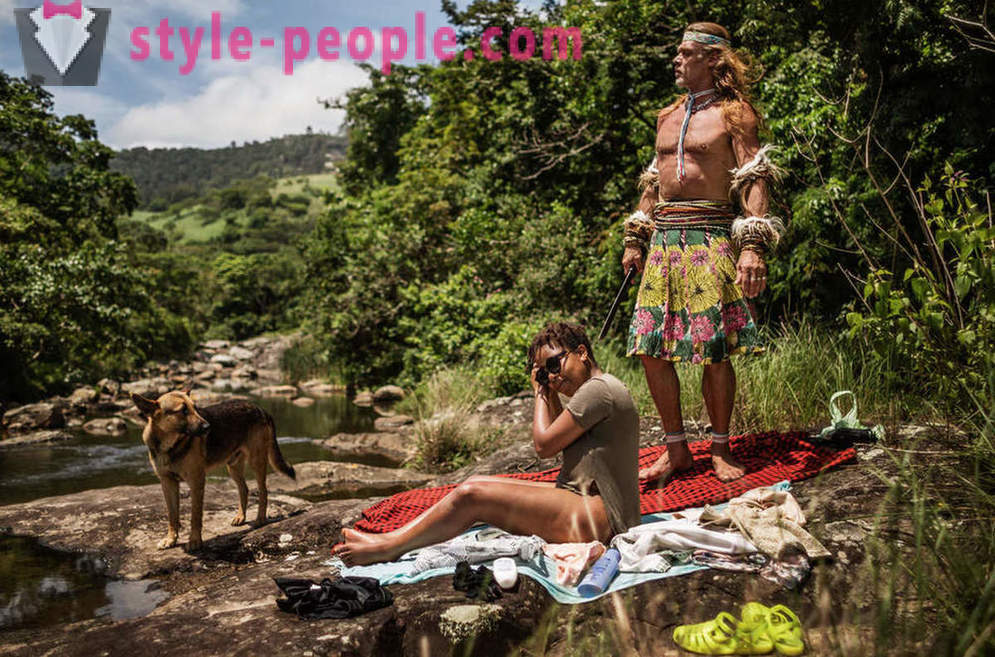 Initiation rites of traditional healers in South Africa