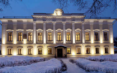 The cost of apartments in the oldest Moscow mansions