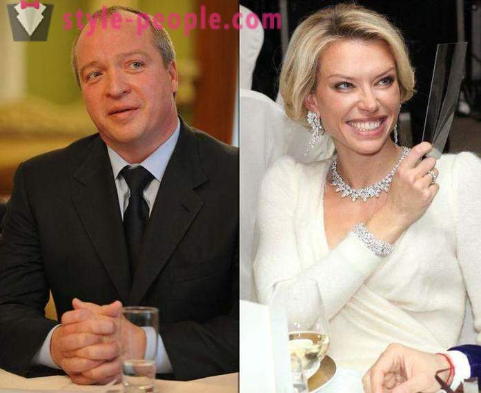 The wives of Russian oligarchs