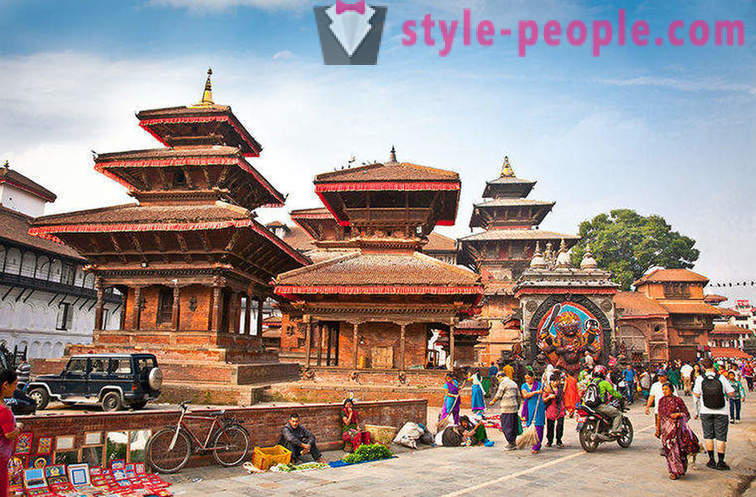 Features of the Nepalese national culture