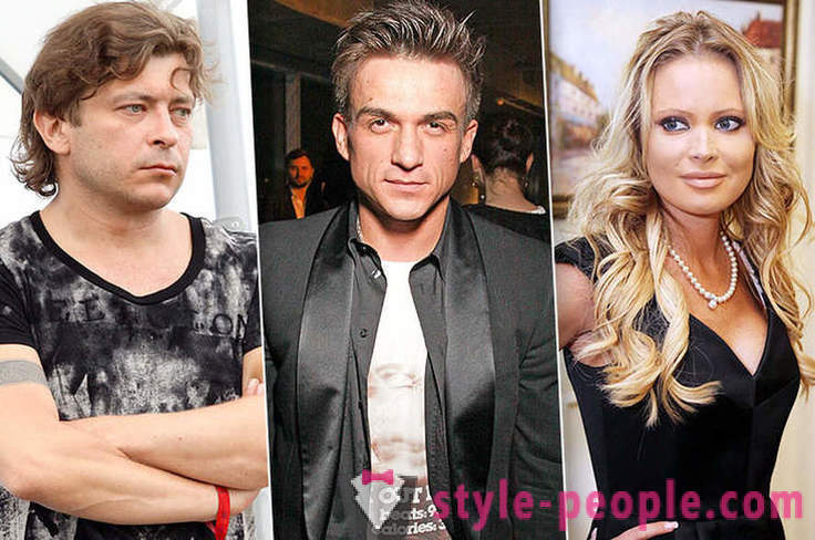 Russian celebrities who use drugs