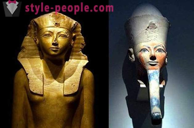 Interesting facts about the Egyptian pharaohs