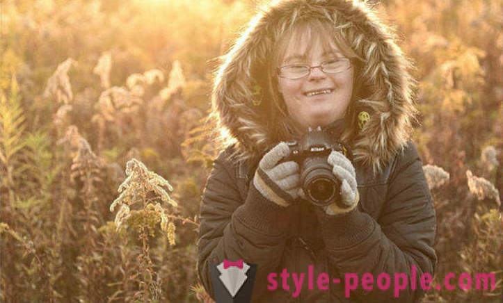 The world through the eyes of photographer with Down syndrome