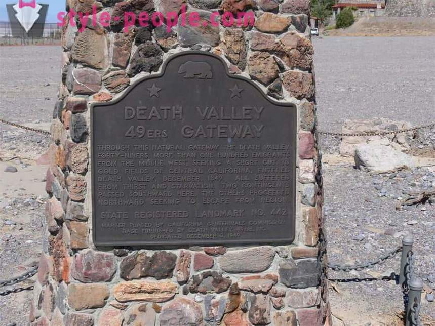 10 facts about the Valley of Death, which you might not know