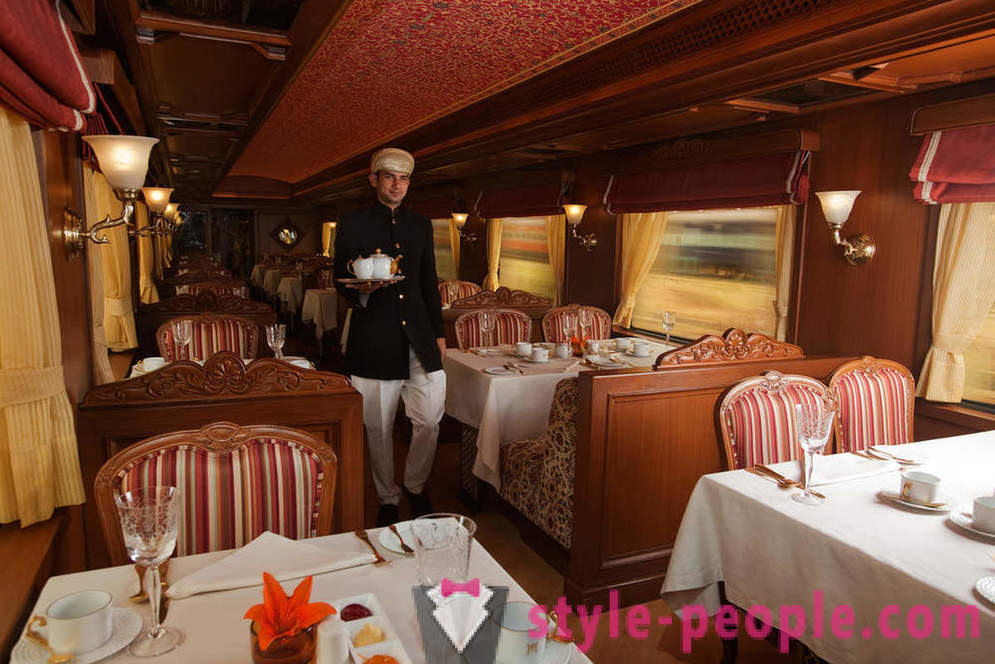 Most luxurious trains, the tickets for which people stand in line for months