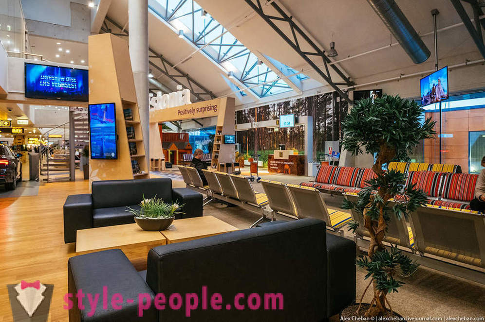 The most comfortable airport in the world