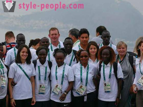 Inspiring stories of the Olympic team of refugees