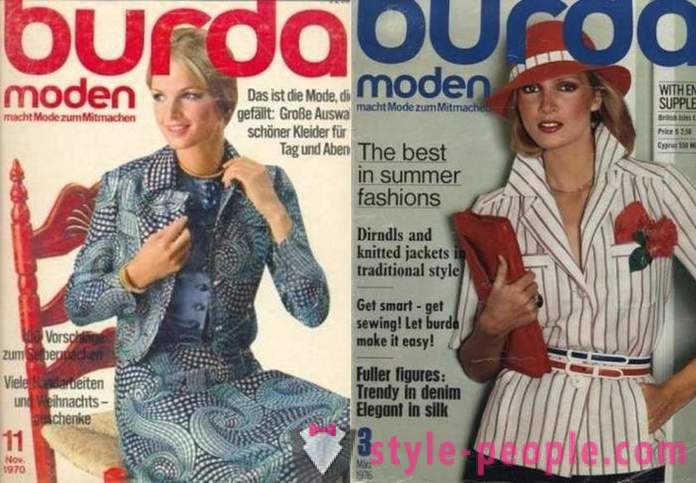 Aenne Burda from housewives and betrayed wife to the creator of the famous fashion magazine