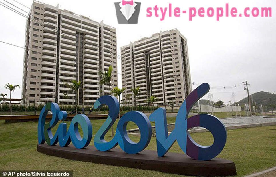 The Discreet Charm of the Olympic Village in Rio de Janeiro