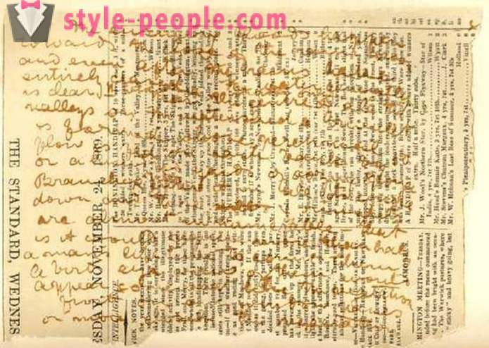 10 mysterious documents that could not be read until recently
