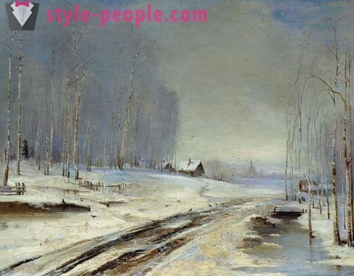 The genius of one painting: the tragic fate of the Russian landscape rodnonachalnika