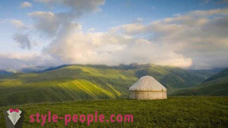 10 places in Kazakhstan, which you must visit