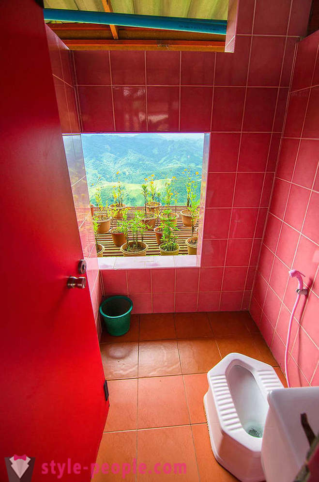 Out of necessity, but not mad: the most unusual public toilets