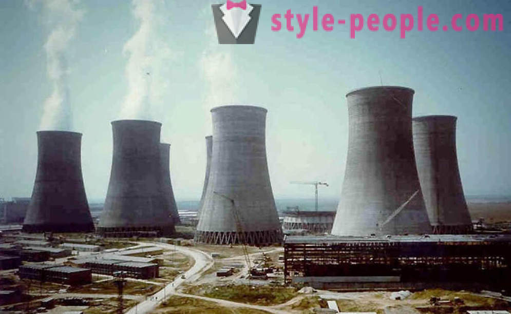 Nuclear accidents, which hides the government