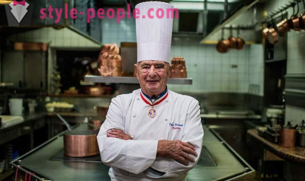 The most famous chefs and their cuisine
