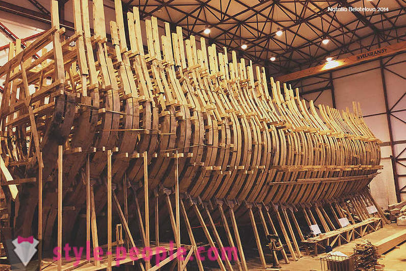 How to build wooden ships