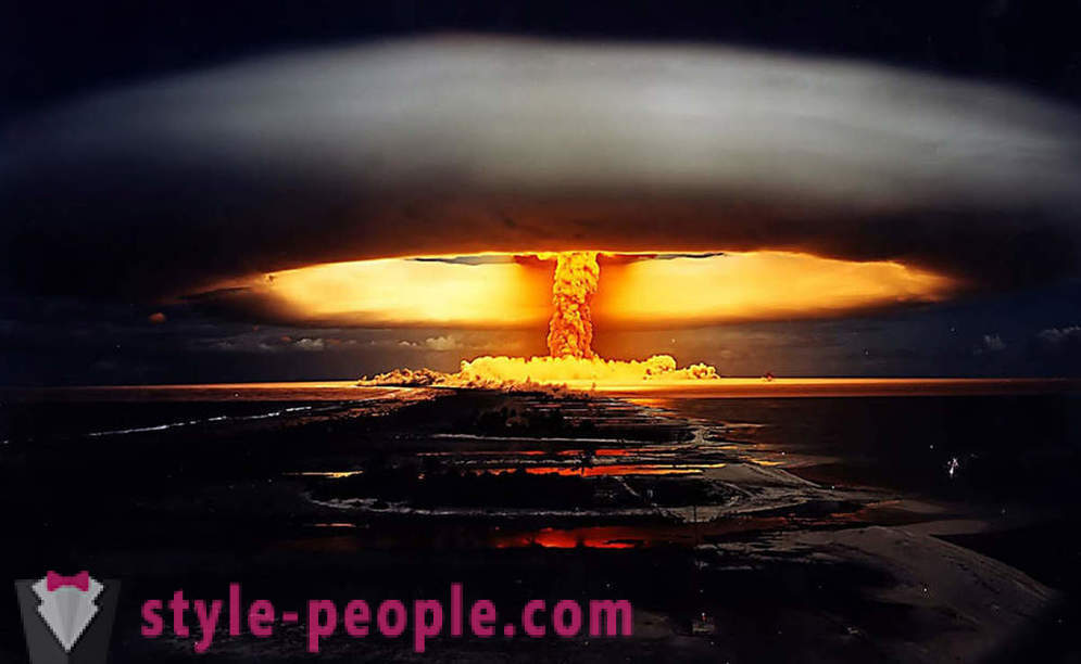 How does the hydrogen bomb