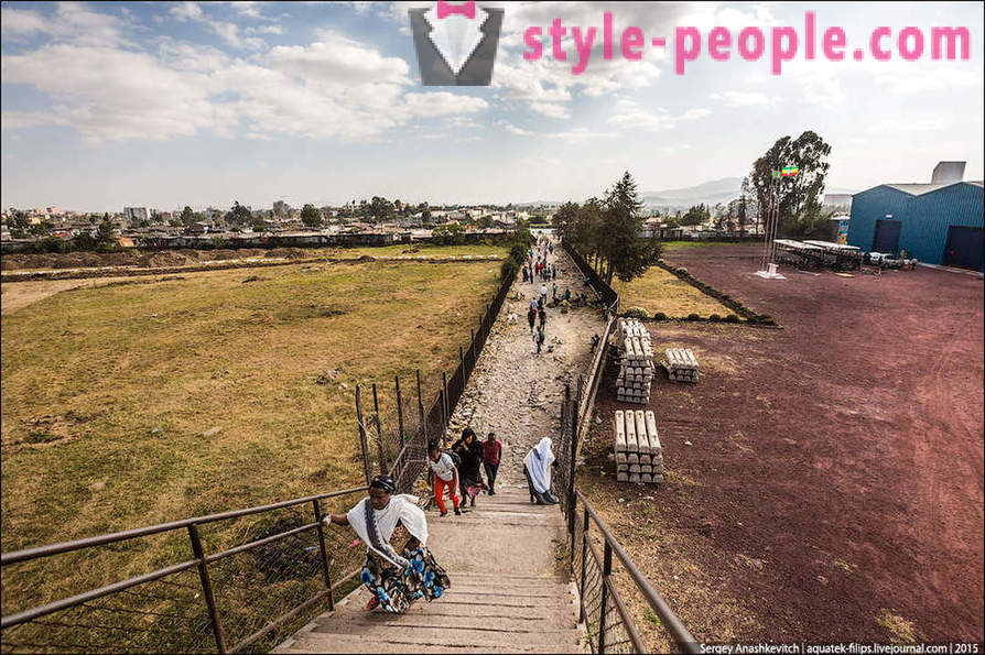 Addis Ababa - capital of Africa