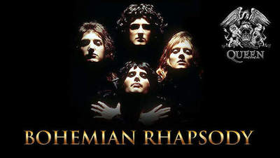 Bohemian Rhapsody. One of the best songs in the world for 40 years!
