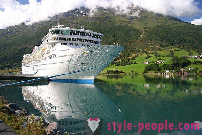 Ranking of the best cruise liners