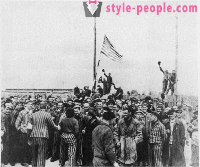 70th anniversary of the liberation of the Dachau concentration camp