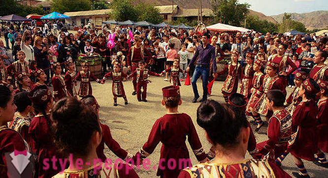 As the Armenian Areni Wine Festival takes place