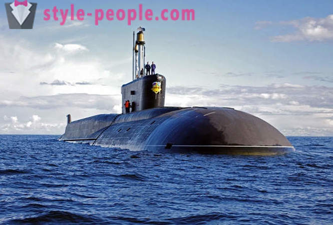 10 largest submarine fleets in the world