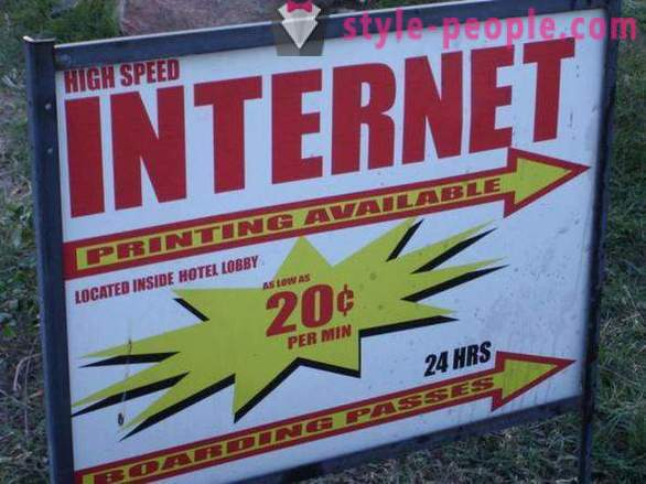 10 facts about the Internet, about which few people know