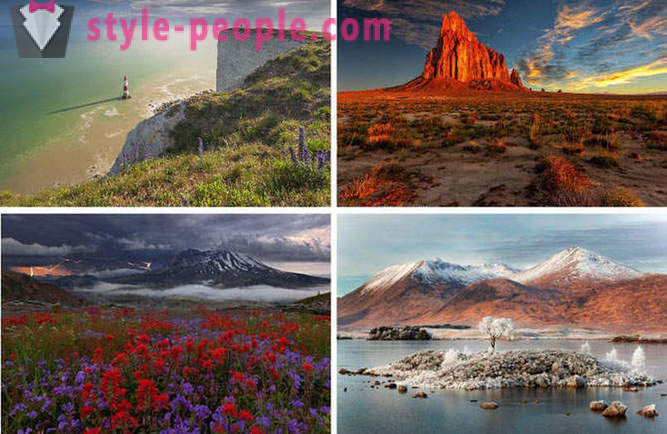 12 incredible landscapes of America