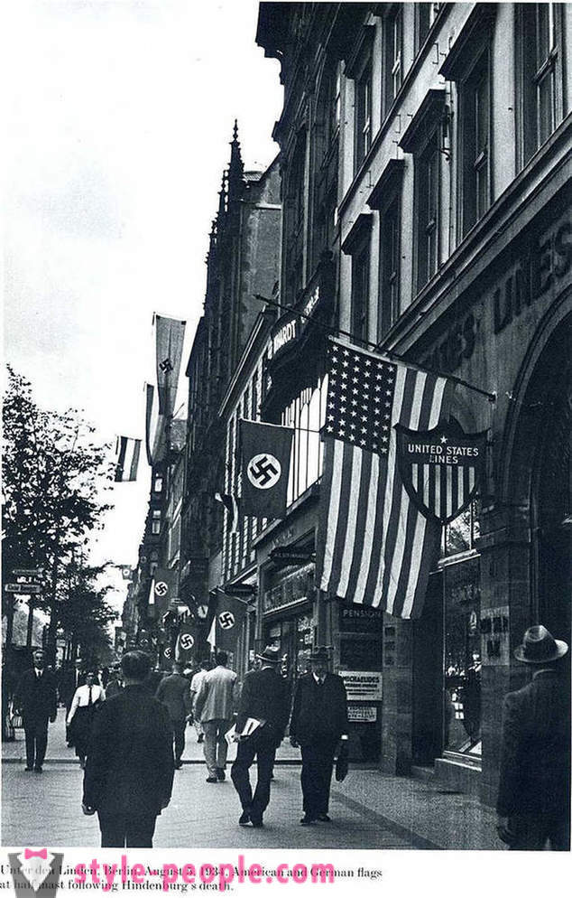 Germany 1928-1934, in the lens Alfred Eisenstaedt