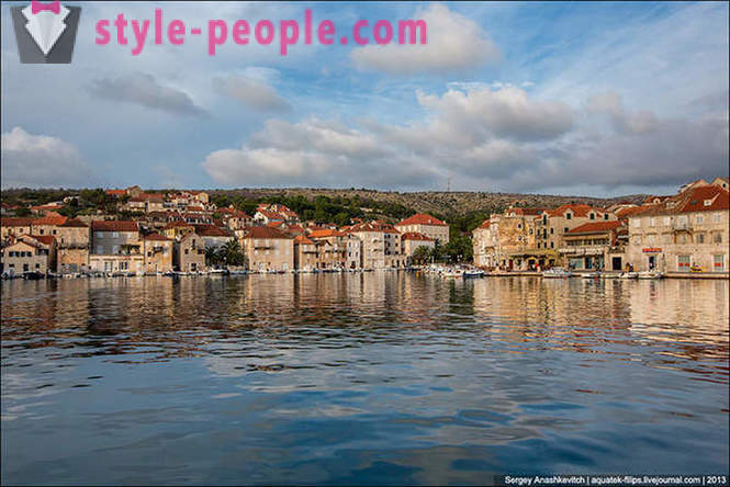 Places where you want to come back - marinas Croatia