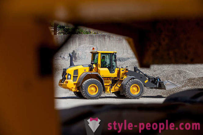 Polygon Volvo Construction Equipment in Sweden
