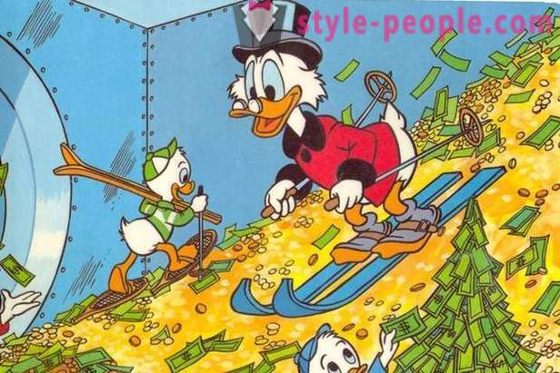 15 richest fictional characters 2013